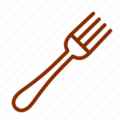 cutlery, fork, kitchen, kitchenware, tools, utensil icon