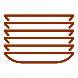 dishes, food, kitchen, kitchenware, meal, plates, tools icon