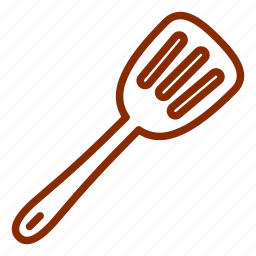 cooking tool, kitchen, kitchenware, spatula, tools, turner icon