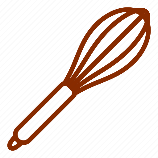 cake, kitchen, kitchen tool, mix, mixer, tools, whisk icon