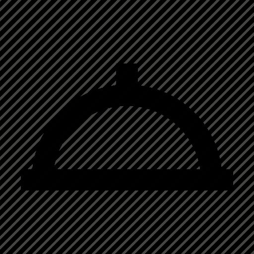 Food, hotel, platter, service, serving icon - Download on Iconfinder