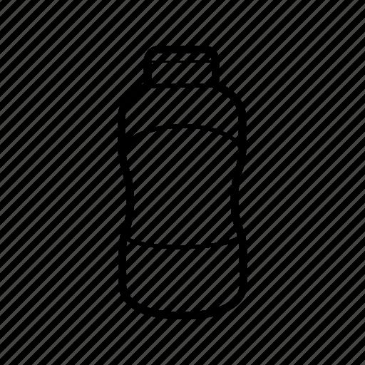 mayo, mayonnaise, squeeze bottle icon