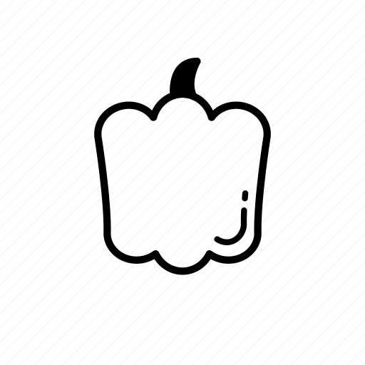 sweet pepper icon