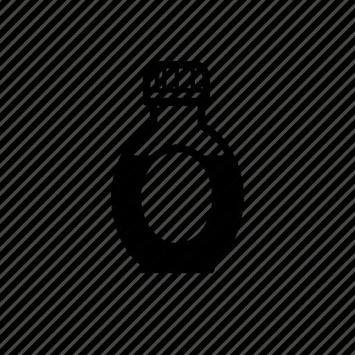 glass bottles icon