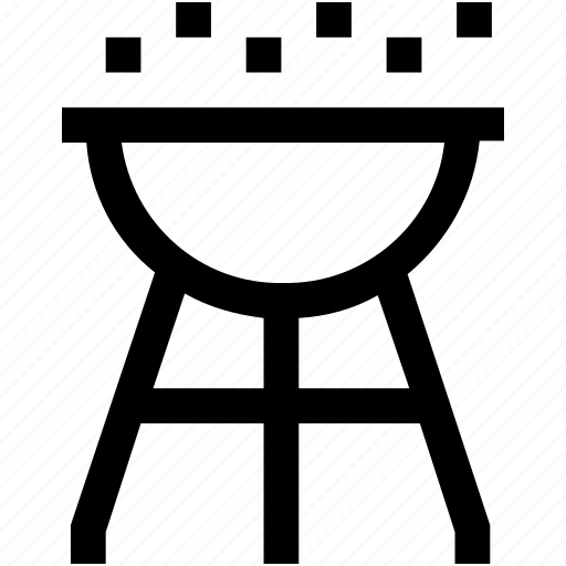 barbecue, cook, cooking, food, grill, meat, restaurant icon