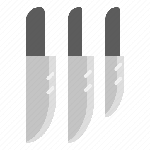 chopping, cook, kitchen, knives icon