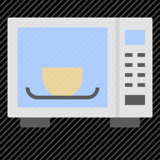 kitchen, kitchenware, microwave, warmer icon
