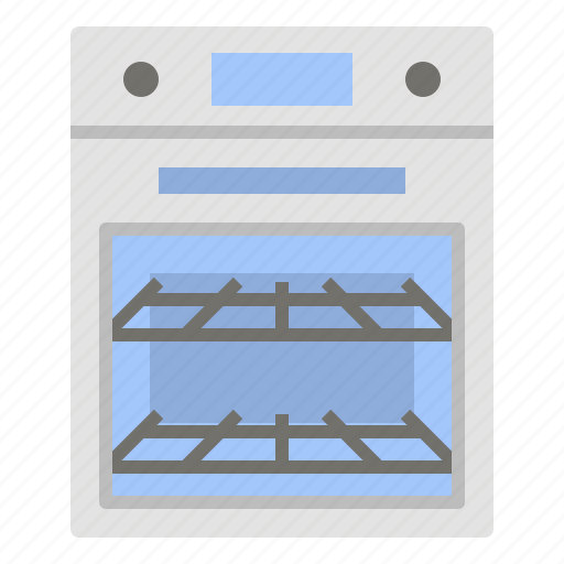cook, kitchen, oven, range, stove icon