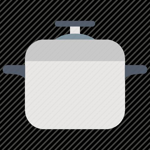 cook, cooking, dinner, food, kitchen, pot, restaurant icon