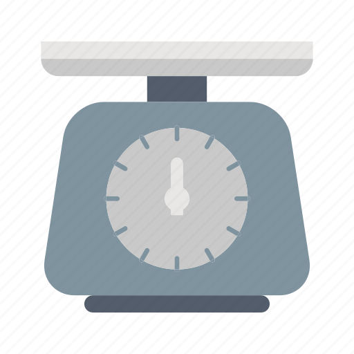 kitchen, kitchenware, scale, tool, weight icon