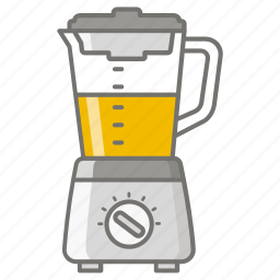 appliance, centrifugal, electric, food, juicer, kitchen, mixer icon