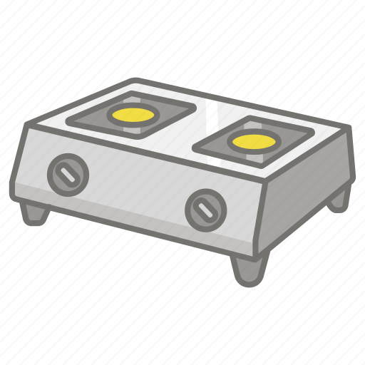 appliance, burner, camping, cooker, cooking, hot, plate icon
