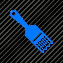 bake, baking, brush, cook, cooking, food, kitchen, pastry, utensil icon