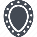 knight and war, protection, security, shield icon