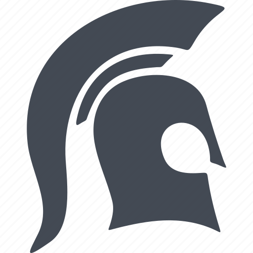 helmet, knight and war, safety, visor icon