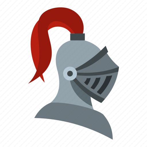 ancient, helmet, historical, knight, medieval, old, warrior icon