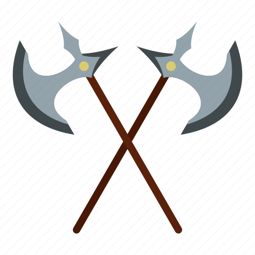 ancient, axe, battle, blade, historical, medieval, old icon