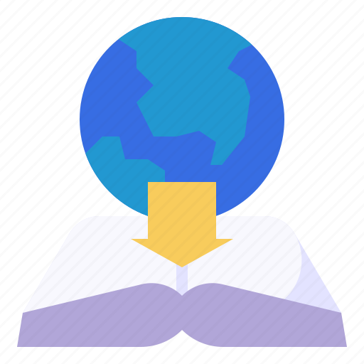 Education, elearning, globe, learning, online icon - Download on Iconfinder
