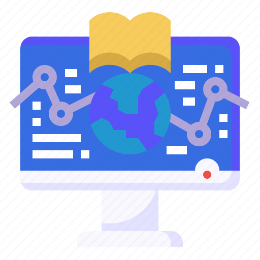 Education, internet, learning, network, online icon - Download on Iconfinder