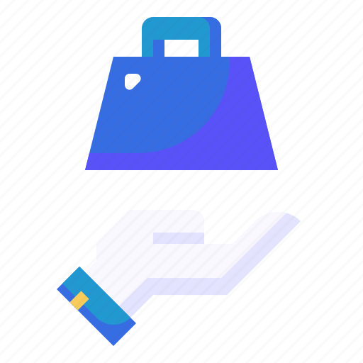 Hand, mind, pressure, problem, weight icon - Download on Iconfinder