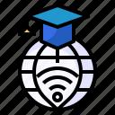 education, elearning, globe, learning, online