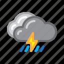 koodeku, set, weather icon