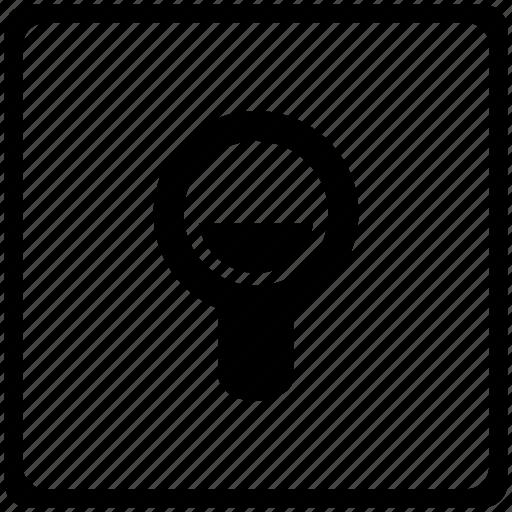 lamp, light, lighting icon