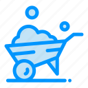 one, vehicle, wheel icon