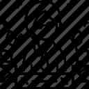 avatar, businessman, employee, speaker, worker icon