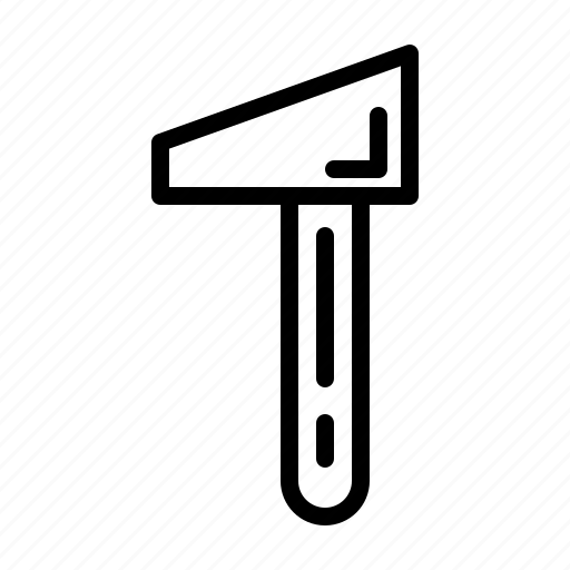 gavel, hammer, labor, mallet icon