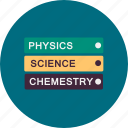 book, chemistry, education, laboratory, research, science, study