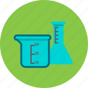 experiment, flask, laboratory, research, science, test, tube