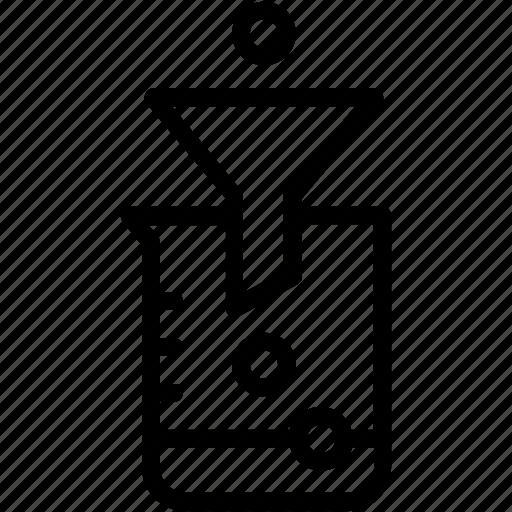 beaker, laboratory apparatus, sample tube, scientific experiment, test tube icon