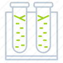 tube, research, laboratory equipment, test, laboratory, rack icon