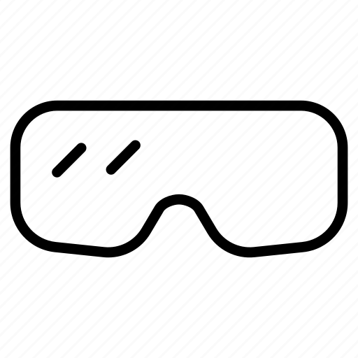 Eyewear, glasses, goggles, lab icon - Download on Iconfinder