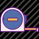 laboratory, measuring, science, tape