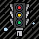 light, signal, stop, traffic