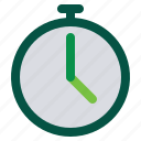 day, time, timer, watch icon