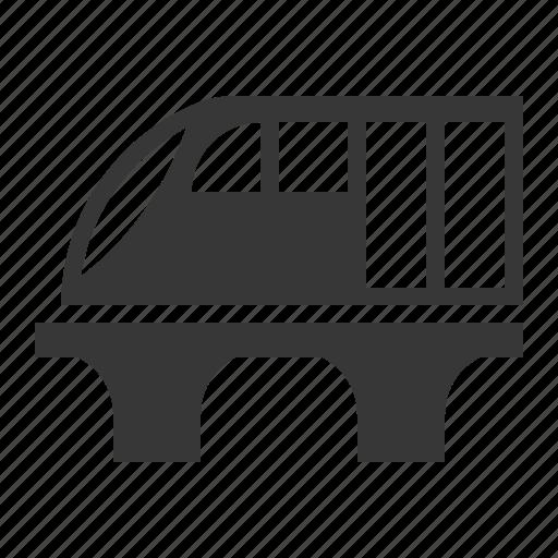 high speed train, traffic, train, transport, vehicle icon