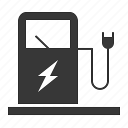 car charger, electric car charger, transport icon