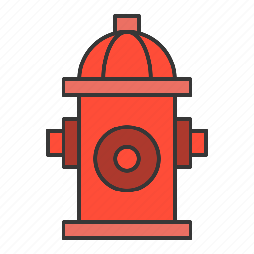 fire hydrant, traffic, transport icon