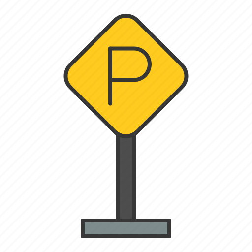 parking, parking sign, road signs, sign, traffic, transport icon
