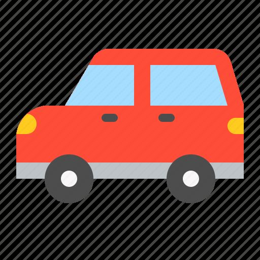 car, traffic, transportation, vehicle icon