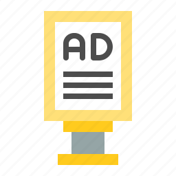 advertising, advetise, road signs, sign, transportation icon