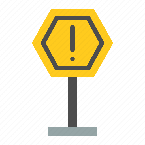 caution, caution sign, road signs, sign, transportation icon