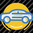 car, land, motor, sedan, vehicle icon