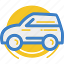 car, land, mini, motor, vehicle