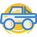 car, land, motor, off, offroad, road, vehicle icon