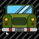 jeep, vehicle, car