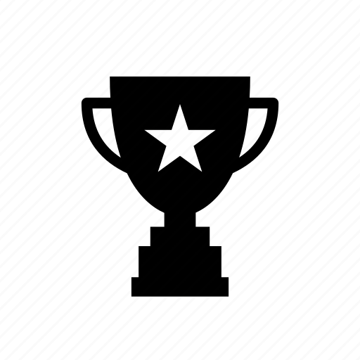 champion, cup, leader, trophy, victory icon